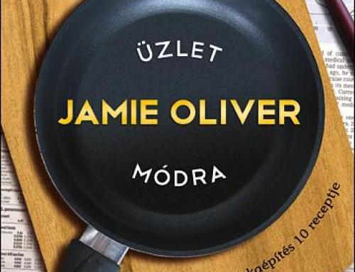 Könyvajánló: Trevor Clawson – Üzlet Jamie Oliver Módra