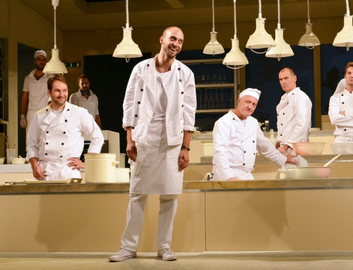 A konyha – színházkritika