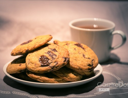Chocolate chip cookie – Csokis keksz – A nagykedvenc