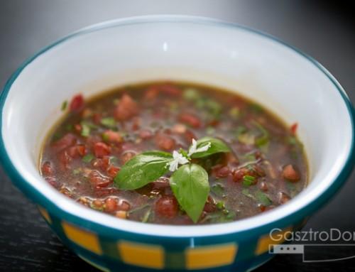 Paradicsom salsa, szósz, mártás, mártogatós